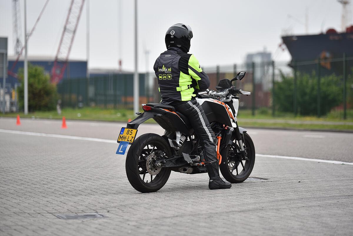 Motorrijlessen Amsterdam