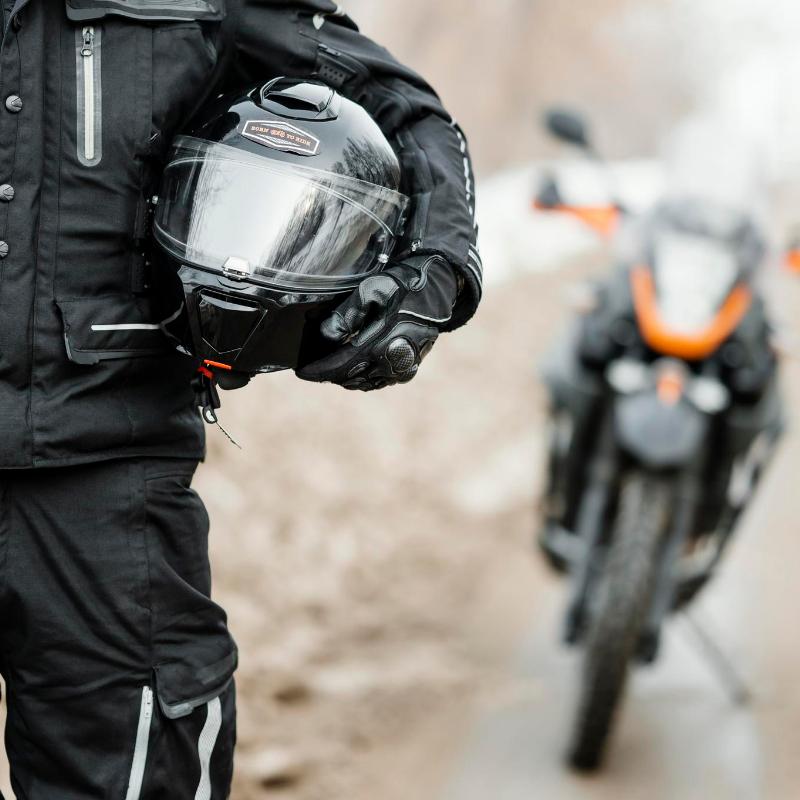 Proefles Motorrijden Amsterdam
